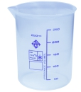 Messbecher, 250 ml aus LDPE - Made in Germany